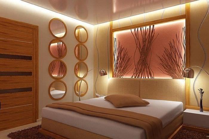 Спальная комната своими руками фото и идеи