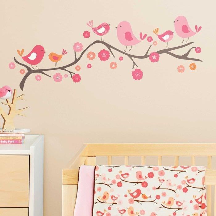 Идеи для детской комнаты своими руками
