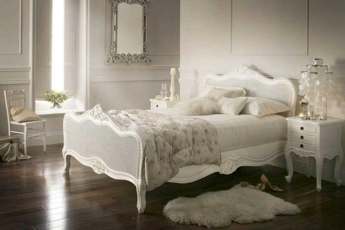 яркий дизайн комнаты в стиле прованс