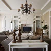 светлый стиль квартиры в стиле прованс фото