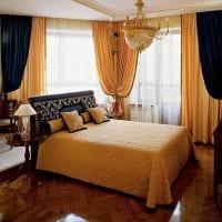 красивый декор спальни в стиле модерн фото