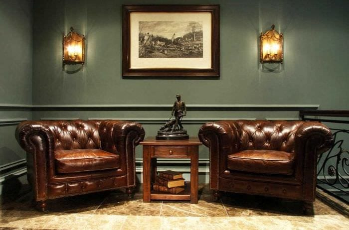 необычный интерьер дома в викторианском стиле