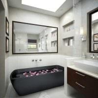 красивый дизайн ванной фото