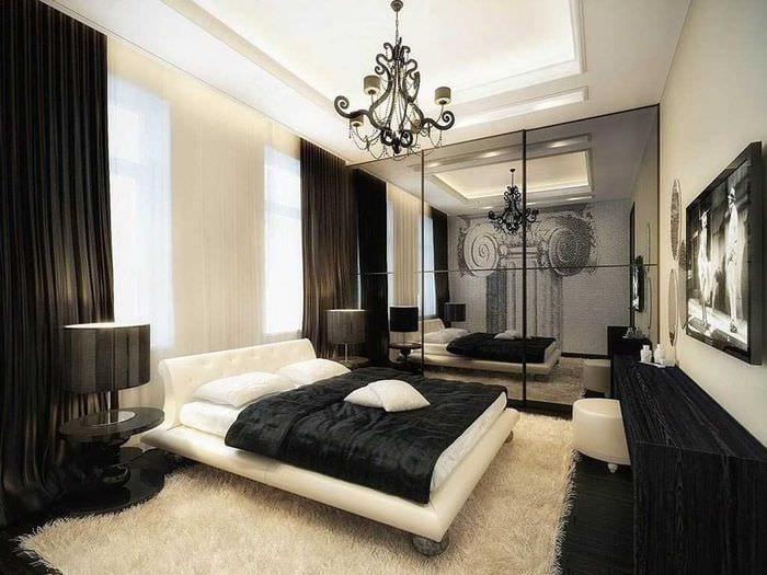 красивый дизайн дома в стиле модерн