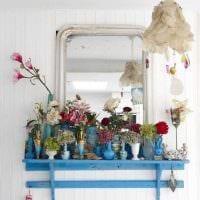 яркий дизайн комнаты в весеннем стиле картинка