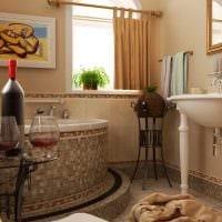 яркий интерьер квартиры в средиземноморском стиле картинка