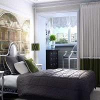 красивый дизайн комнаты в средиземноморском стиле картинка