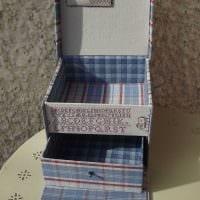 оригинальное оформление коробок для хранения своими руками картинка