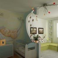 оригинальное украшение комнаты своими руками фото