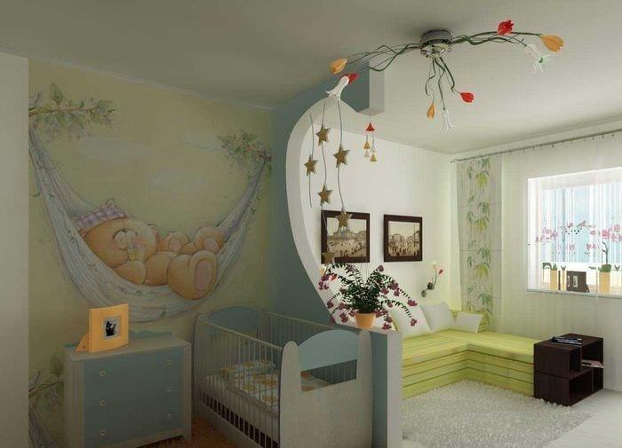 Как красиво сделать интерьер комнаты
