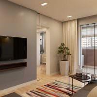 идея красивого декора спальни 3-х комнатной квартиры фото