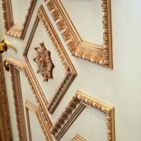 идея яркого декорирования интерьера своими руками картинка
