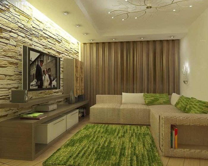 Перепланировка однокомнатной квартиры — варианты и фото