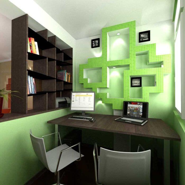 75 вариантов дизайна балкона в фото: идеи, советы, видео.