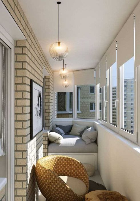 Маленькие балкон фото идеи