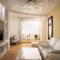 идея яркого дизайна квартиры картинка пример