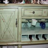 идея росписи шкафа своими руками картинка