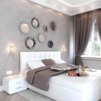 идея красивого дизайна гостиной 3-х комнатной квартиры картинка