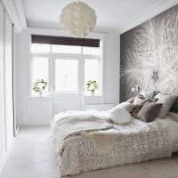 идея оригинального украшения стен в помещениях фото