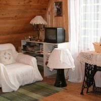 идея красивого стиля дома в деревне картинка
