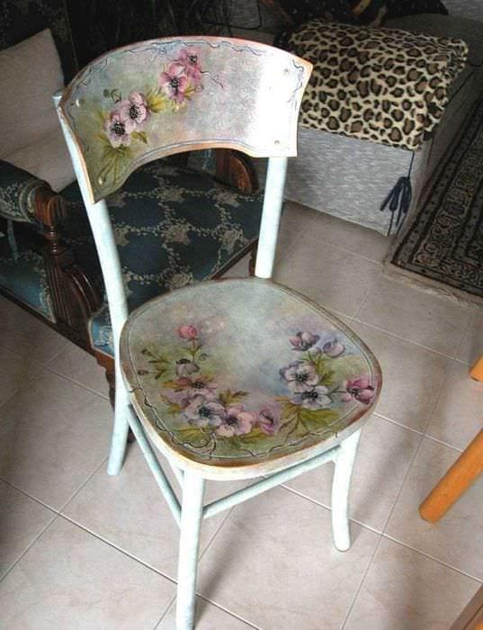 вариант замены обшивки мебели своими руками