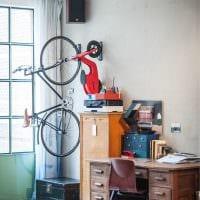 идея необычного оформления гаража картинка