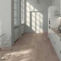 идея красивого дерева в дизайне комнаты фото