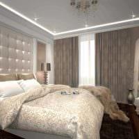 вариант красивого стиля квартиры фото пример