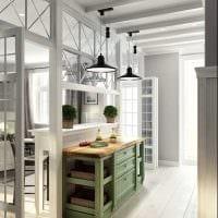 идея необычного декора комнаты в деревенском стиле картинка