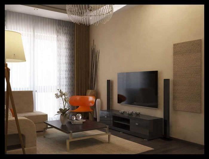идея оригинального стиля квартиры