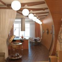 идея красивого дизайна квартиры фото