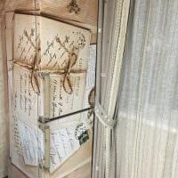 идея необычного оформления холодильника фото