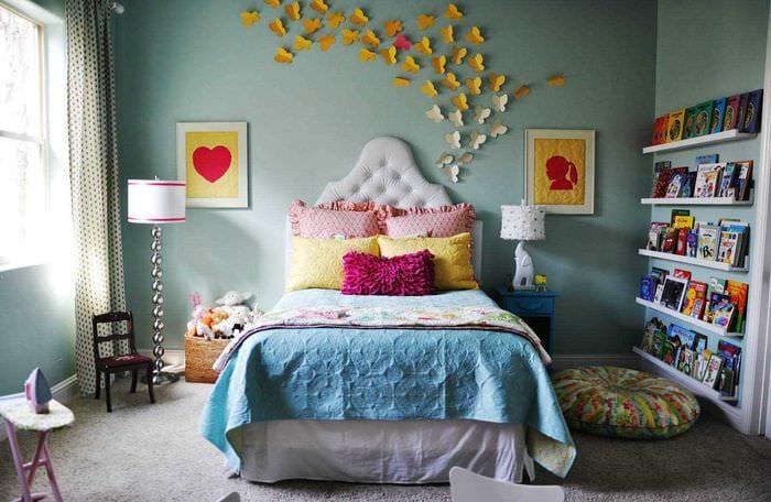 Идеи для комнаты для девочки своими руками фото