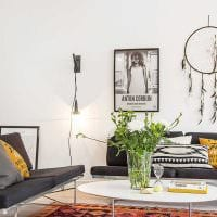 идея красивого интерьера квартиры картинка
