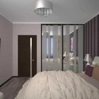 вариант яркого стиля квартиры фото пример