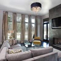 идея необычного стиля комнаты 2017 года фото