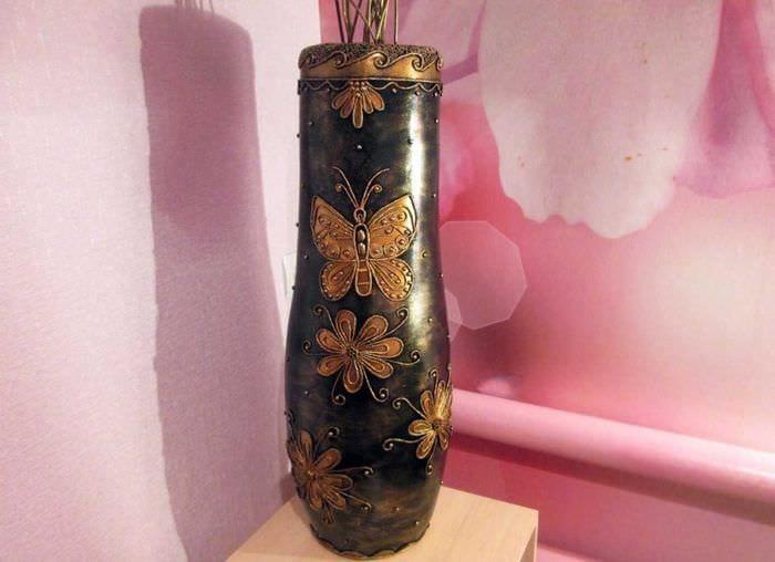 Напольная ваза ютуб