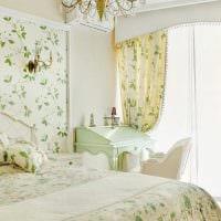 идея яркого декора комнаты для девочки картинка