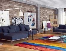 идея красивого интерьера комнаты 2017 года картинка