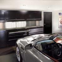 идея оригинального стиля гаража картинка