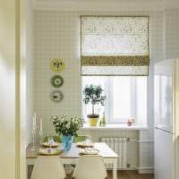 идея оригинального дизайна квартиры с декоративными тарелками на стену фото