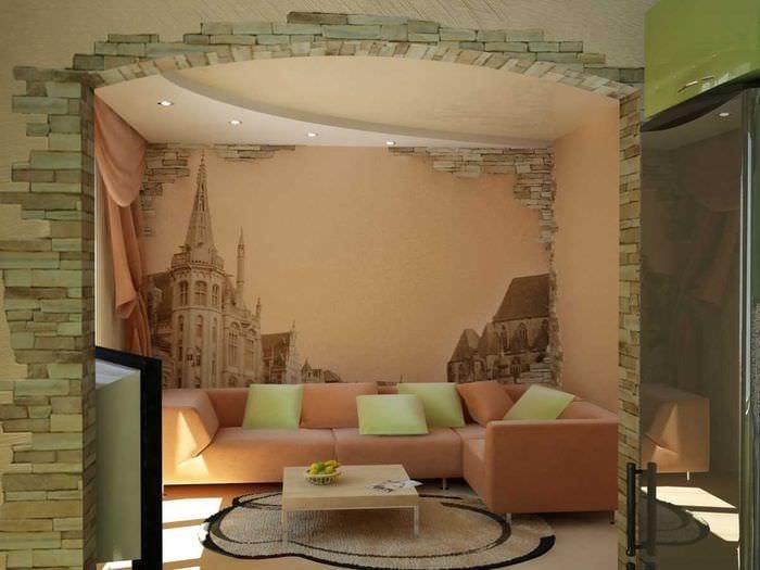Красивый дизайн квартиры своими руками