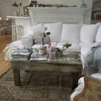идея росписи мебели своими руками картинка