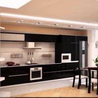 идея светлого интерьера комнаты в стиле современная классика картинка