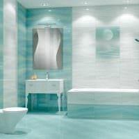 идея красивого интерьера ванной комнаты 6 кв.м картинка