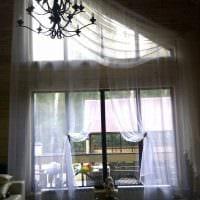 идея красивого дизайна дома со вторым светом картинка