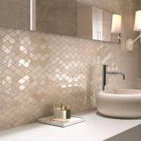 идея яркого дизайна ванной 2017 картинка