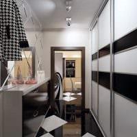 вариант светлого декора современной квартиры 70 кв.м картинка