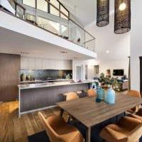идея современного стиля квартиры со вторым светом картинка