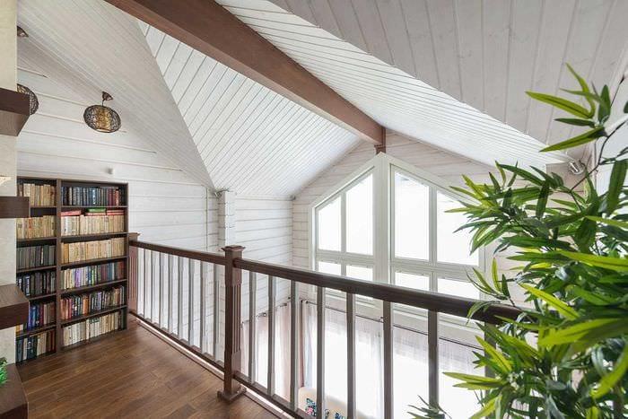 вариант современного дизайна квартиры со вторым светом